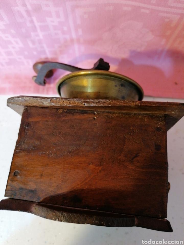 Antigüedades: Molinillo de café antiguo - Foto 3 - 191165518