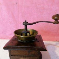 Antigüedades: MOLINILLO DE CAFÉ ANTIGUO. Lote 191165518