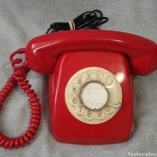 Teléfonos: TELÉFONO ROJO VINTAGE HERALDO. Lote 191189187