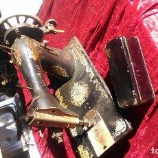 Antiquités: PRECIOSA MÁQUINA DE COSER WERTHEIM ANTIGUA POR SÓLO VEINTE EUROS.... FUNCIONANDO!!!. Lote 191202358