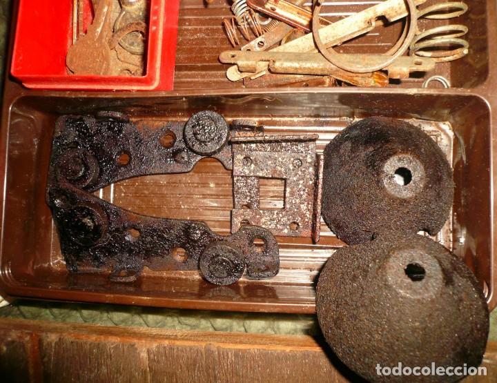 Antigüedades: PIEZAS VARIAS CAJA REGISTRADORA NATIONAL - Foto 6 - 191291407