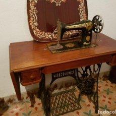 Antigüedades: MÁQUINA COSER SINGER. Lote 191331766