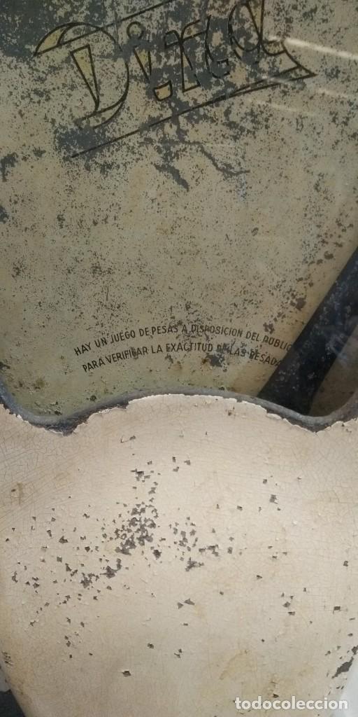 Antigüedades: BALANZA ANTIGUA DINA - Foto 8 - 191407996