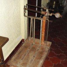 Antigüedades: BÁSCULA DE MOLINO ANTIGUA. Lote 191435816