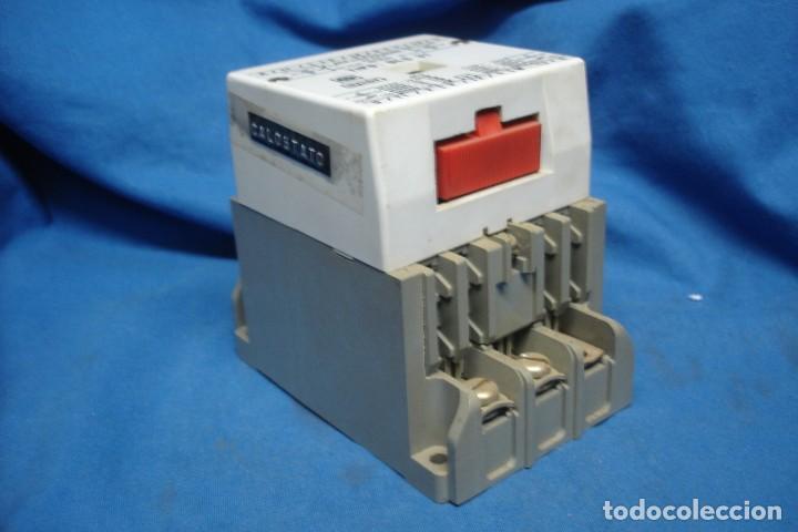 ANTIGUO CONTACTOR APER TIPO DLS 31 (Antigüedades - Técnicas - Herramientas Profesionales - Electricidad)
