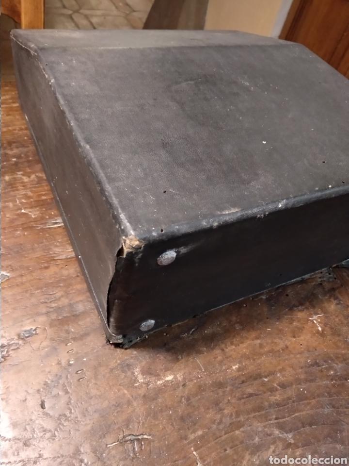 Antigüedades: Maquina de escribir hispano olivetti studio 46 - Foto 6 - 191541423
