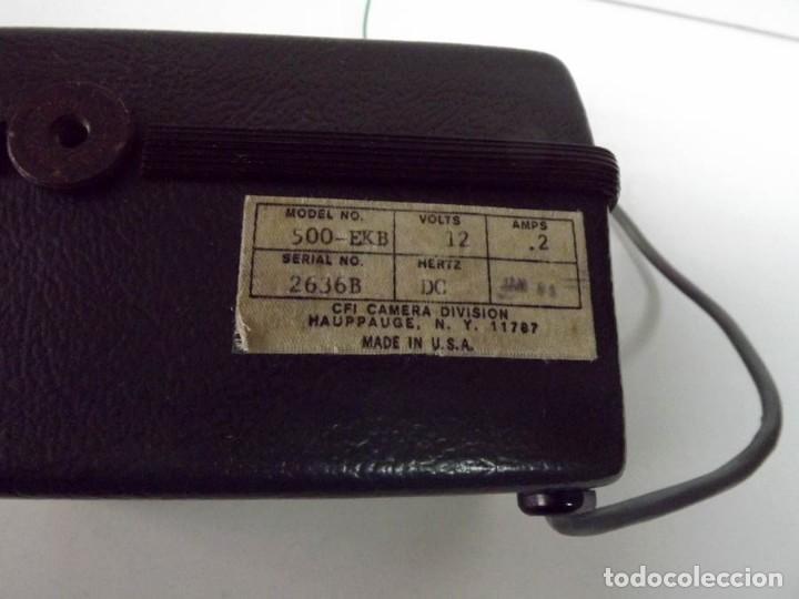Antigüedades: 500-EKB, Cámara de filmación de cartucho Kodak. Muy rara - Foto 3 - 191620398