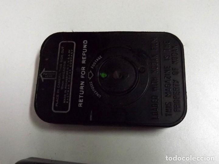Antigüedades: 500-EKB, Cámara de filmación de cartucho Kodak. Muy rara - Foto 4 - 191620398