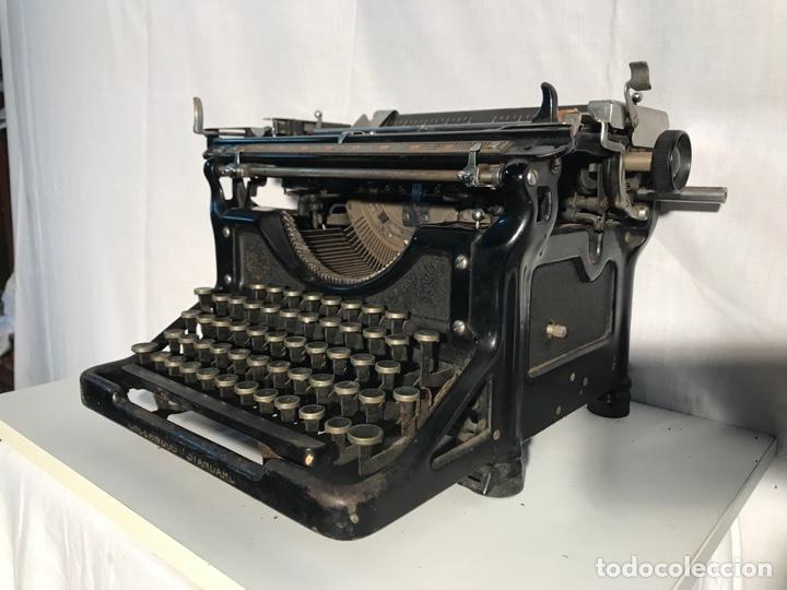 Antigüedades: Maquina de escribir Underwood - Foto 4 - 191625863