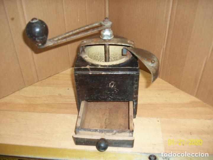 Antigüedades: ANTIGUO MOLINILLO DE CAFE - Foto 2 - 191655298