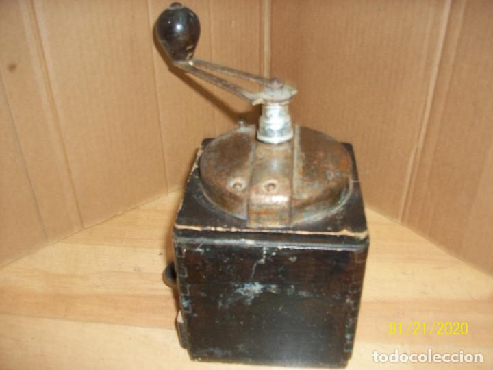 Antigüedades: ANTIGUO MOLINILLO DE CAFE - Foto 3 - 191655298