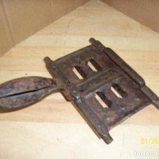 Antigüedades: ANTIGUO RASCADOR-PEINADOR PARA CABALLERIAS. Lote 191655676