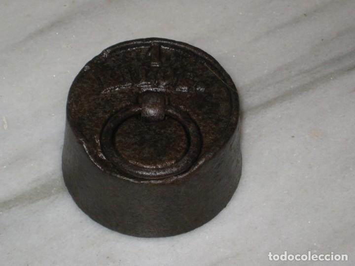 Antigüedades: Ponderal de 1 kilo. - Foto 2 - 191683226