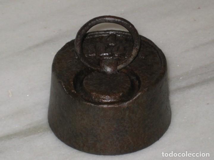 Antigüedades: Ponderal de 1 kilo. - Foto 4 - 191683226