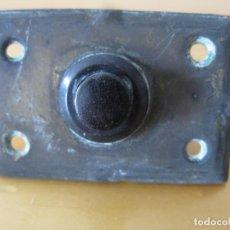 Antigüedades: TIMBRE PULSADOR. Lote 191685982