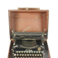 Antigüedades: MAQUINA DE ESCRIBIR ERIKA Nº3 AÑO 1917 PLEGABLE TYPEWRITER SCHREIBMASCHINE. Lote 191694976