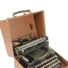Antigüedades: MAQUINA DE ESCRIBIR ERIKA Nº3 AÑO 1917 PLEGABLE TYPEWRITER SCHREIBMASCHINE. Lote 191695477