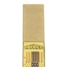 Antigüedades: CALCULADORA SUMADORA PRODUX AÑO 1930. Lote 191716301