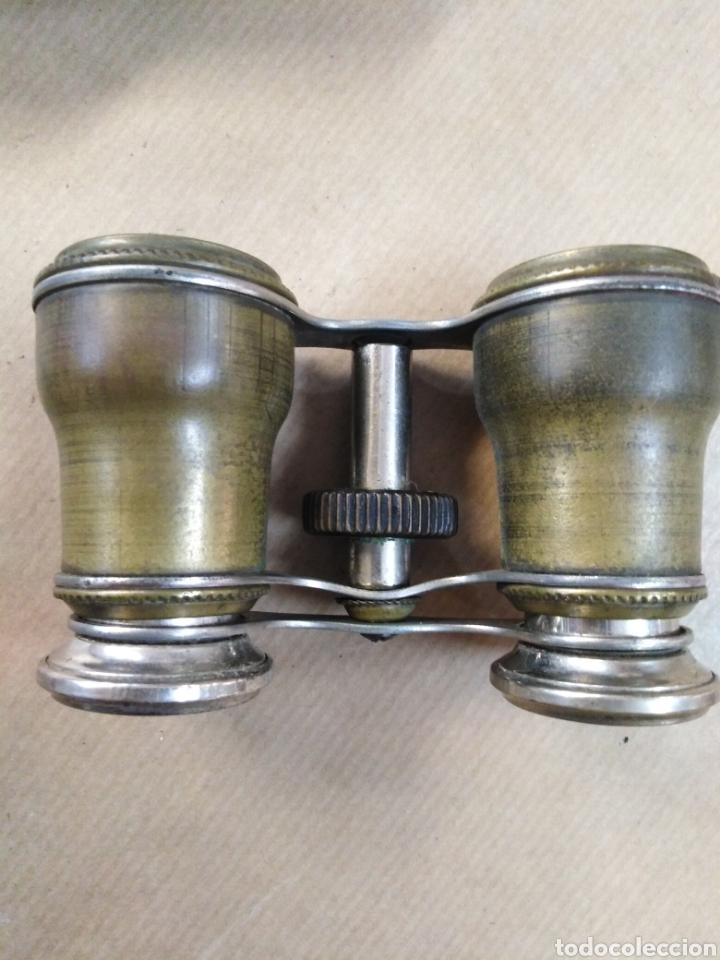 Antigüedades: Binoculares antiguos, prismáticos de ópera, teatro etc... - Foto 6 - 191763148