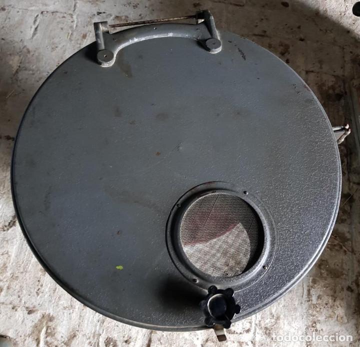 Antigüedades: Lote de 2 proyectores de cine Vanguard. Recogida local. - Foto 20 - 190073418