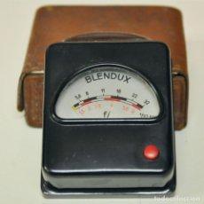 Antigüedades: MEDIDOR DE LUZ PARA CINE BLENDUX MARCA GOSSEN. Lote 191819067
