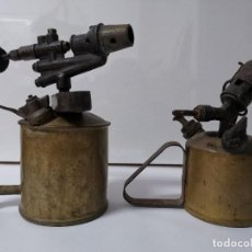 Antigüedades: SOPLETE SOLDADOR, SERROT. Lote 191832501