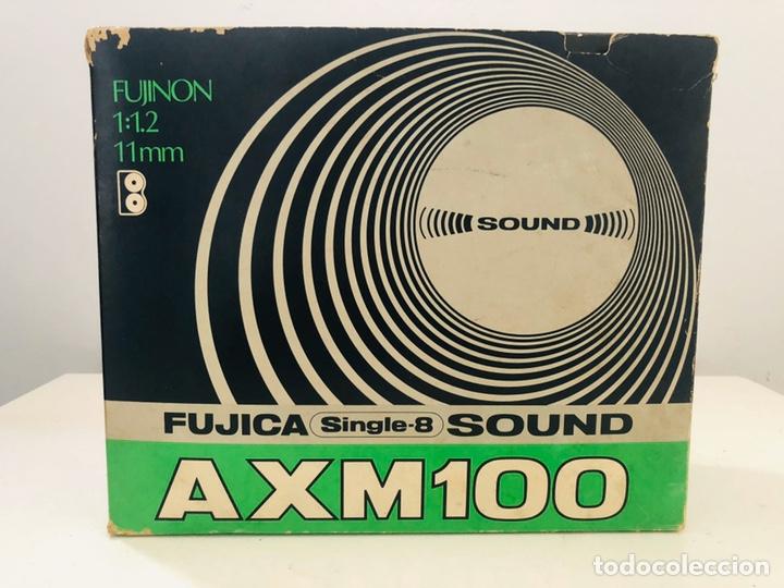 Antigüedades: Fujica AXM 100 - Foto 4 - 191860827