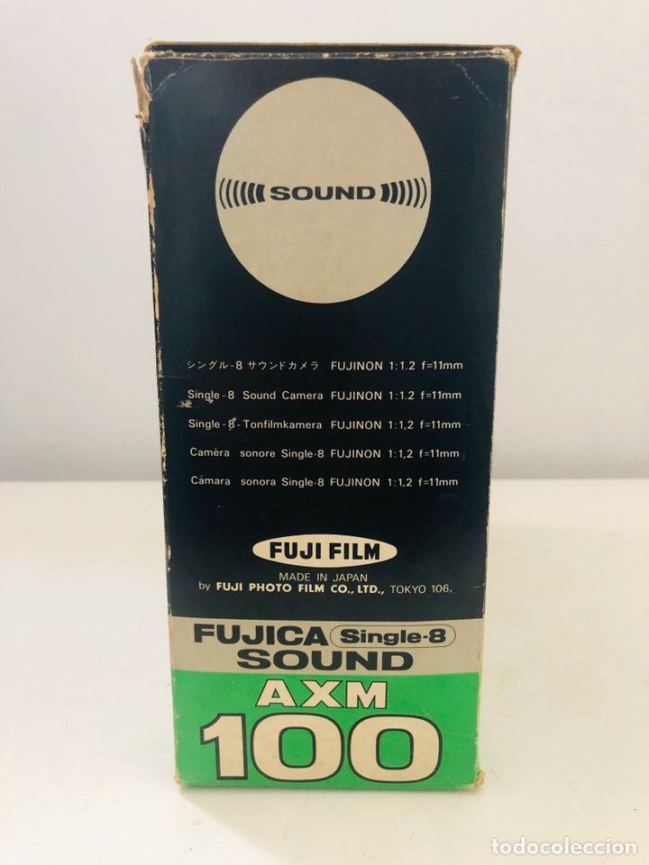 Antigüedades: Fujica AXM 100 - Foto 5 - 191860827