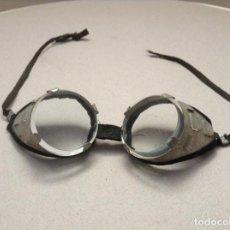 Antigüedades: GAFAS PROTECTORAS(PPIOS. S.XX). Lote 191982558