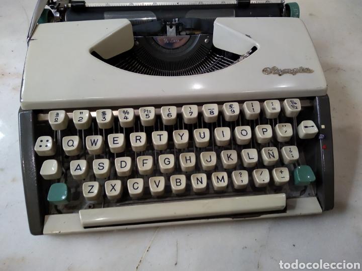 Antigüedades: Maquina de escribir olympia - Foto 3 - 192020092