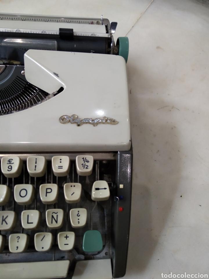 Antigüedades: Maquina de escribir olympia - Foto 5 - 192020092