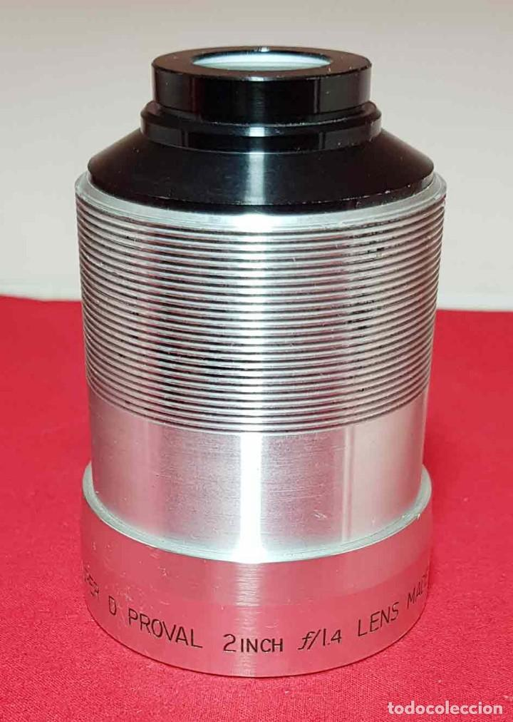 Antigüedades: OBJETIVO BELL HOWELLL, 1.4 de 16 mm - Foto 2 - 192047842