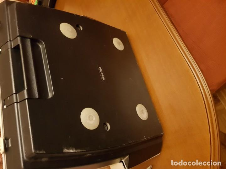 Antigüedades: Maquina eléctrica ERIKA electric - Foto 4 - 192094397