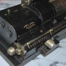 Oggetti Antichi: PRECIOSA CALCULADORA TRIUMPHATOR - SUMADORA - AÑOS 20. Lote 192208863