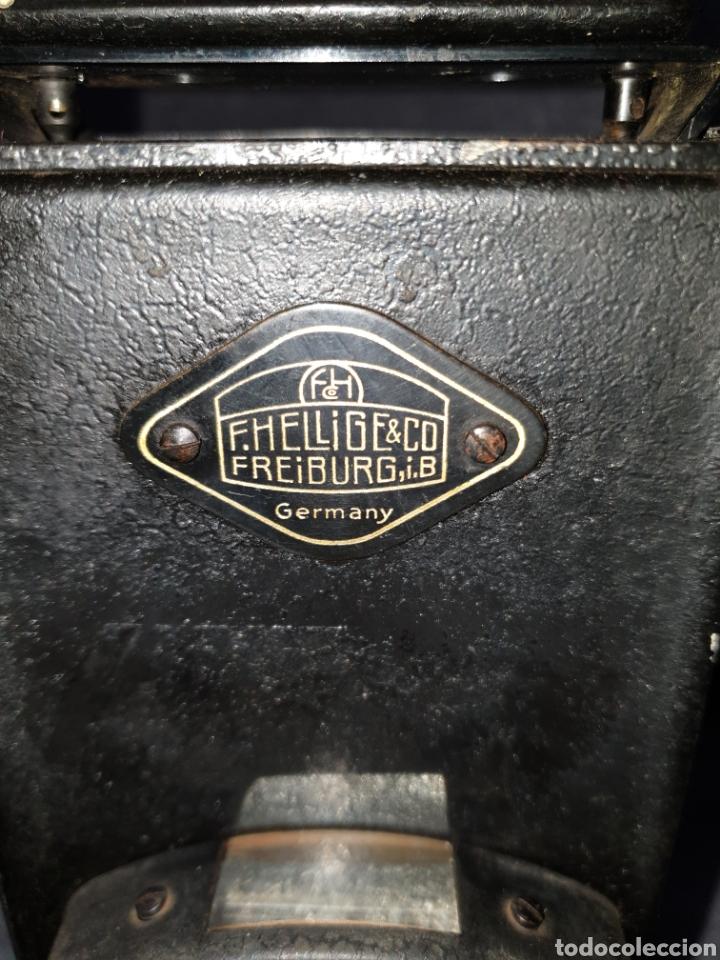 Antigüedades: Colorimetro antiguo F.Hellige & Co. - Foto 6 - 192215237