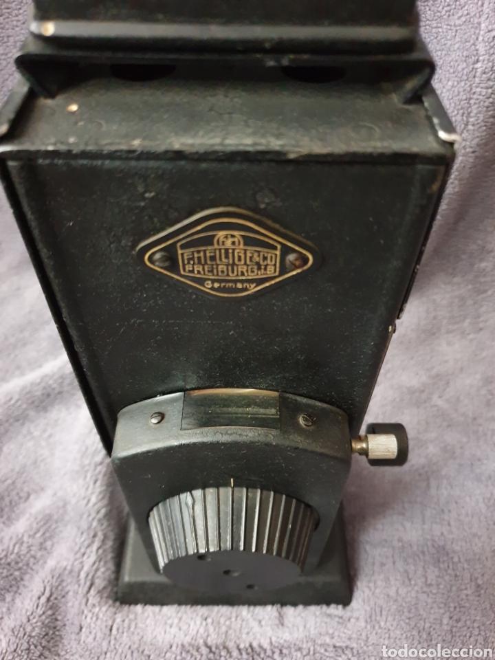 Antigüedades: Colorimetro antiguo F.Hellige & Co. - Foto 7 - 192215237