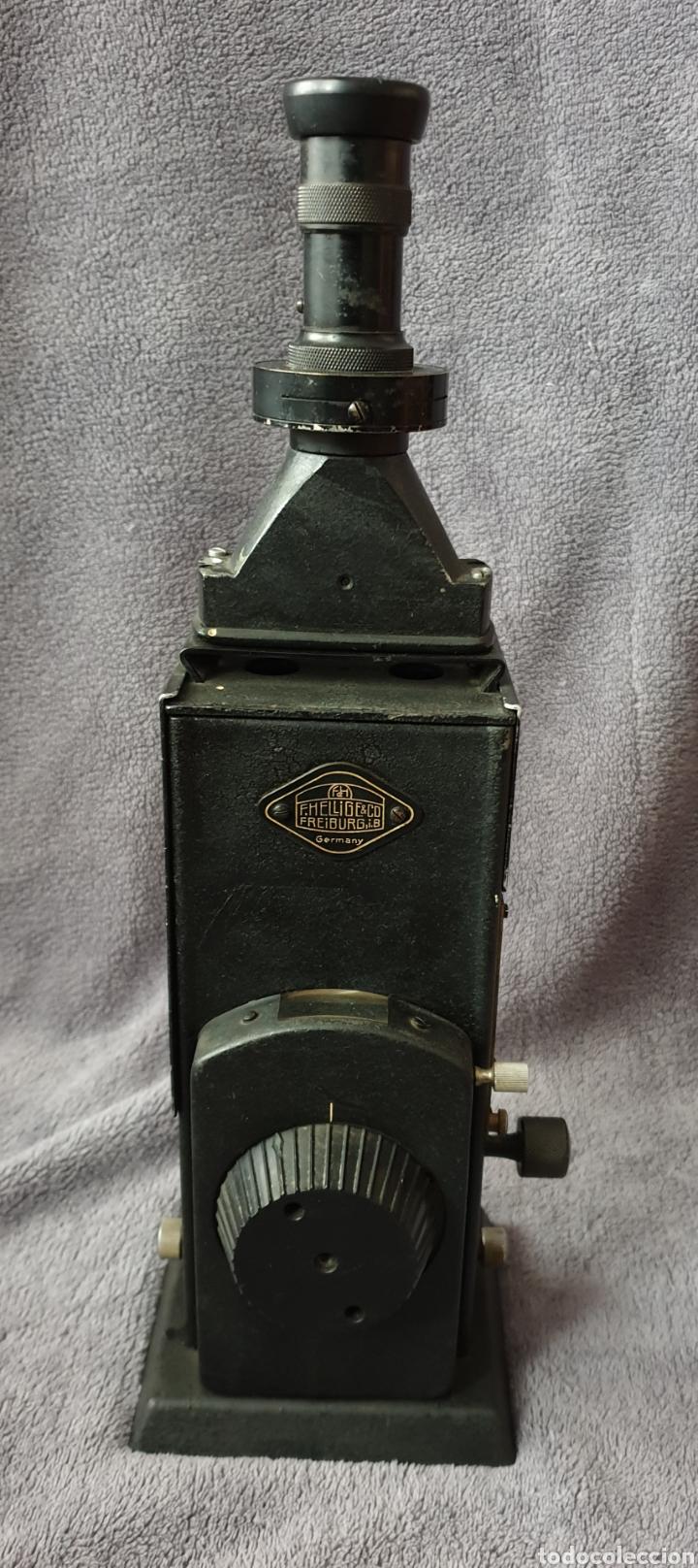 COLORIMETRO ANTIGUO F.HELLIGE & CO. (Antigüedades - Técnicas - Otros Instrumentos Ópticos Antiguos)