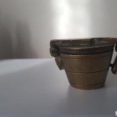 Antigüedades: ANTIGUOS PONDERALES VASOS ANIDADOS. Lote 192218202