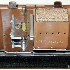Antigüedades: EMPALMADORA PARA PELÍCULAS DE 8 MM, 9,5 MM Y 16 MM.. Lote 192236402