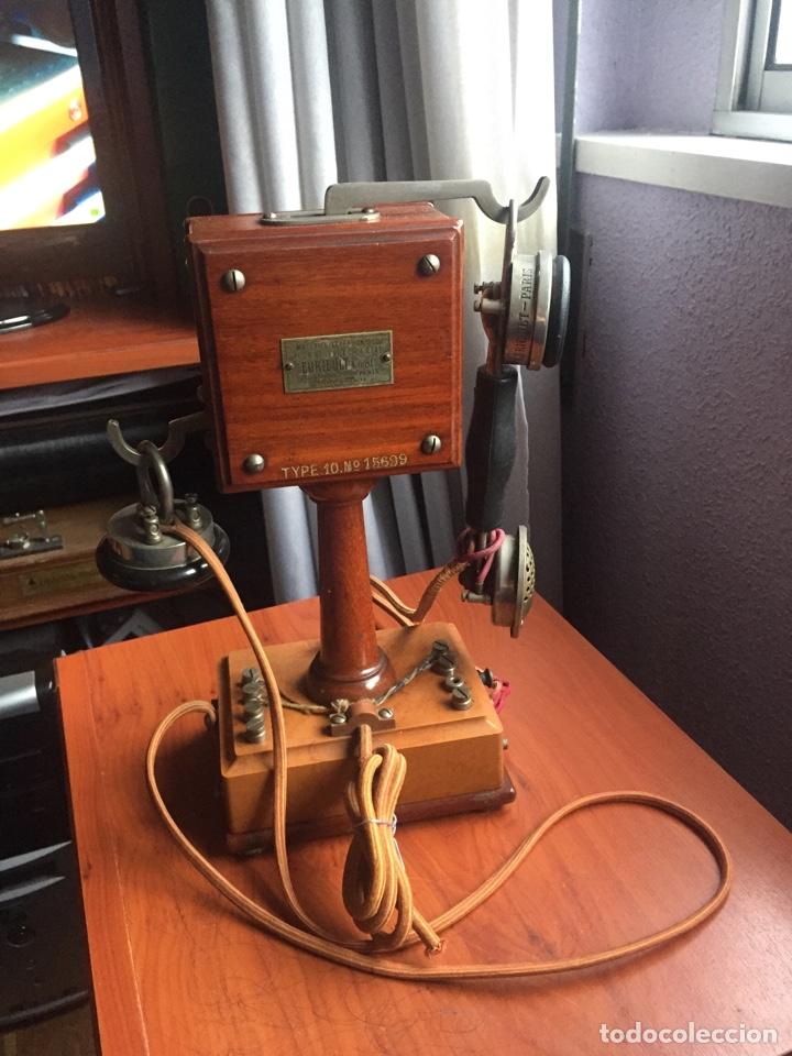 TELÉFONO TYPE 10 (Antigüedades - Técnicas - Teléfonos Antiguos)