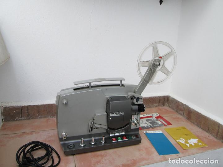 Antigüedades: Antiguo proyector BOLEX SM8, para restaurar o piezas, Leer descripción. - Foto 10 - 192379072