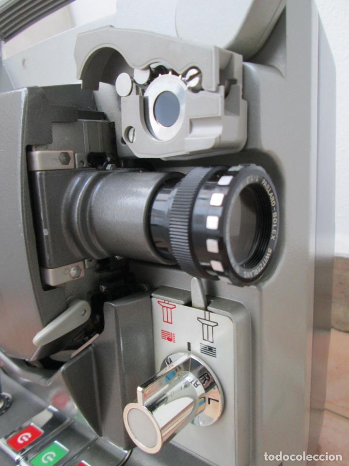 Antigüedades: Antiguo proyector BOLEX SM8, para restaurar o piezas, Leer descripción. - Foto 17 - 192379072