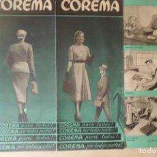 Antigüedades: PUBLICIDAD DE CALCULADORA, AÑOS 50 . Lote 192385515