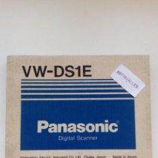 Antigüedades: LAPIZ LECTOR PANASONIC DIGITAL SCANNER VW-DS1E.BETA,VHS,VIDEO 3000.. Lote 192483016