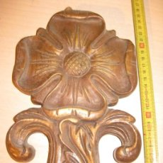 Antiquités: ADORNO DE MUEBLE ANTIGUO. Lote 192516437