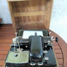 Antigüedades: MAQUINA DE ESCRIBIR MIGNON N4. Lote 192562888