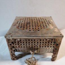 Antigüedades: ESTUFA DE RESISTENCIAS. Lote 192649127