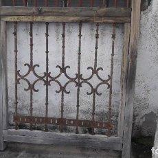 Antigüedades: REJA SIGLO XIX . Lote 192650220