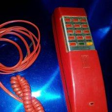 Teléfonos: TELÉFONO-KINGTEL KT.841-TAIWAN-ROJO-COLECCIONISTAS-RARA Y ESCASA PIEZA-VER FOTOS. Lote 192686871