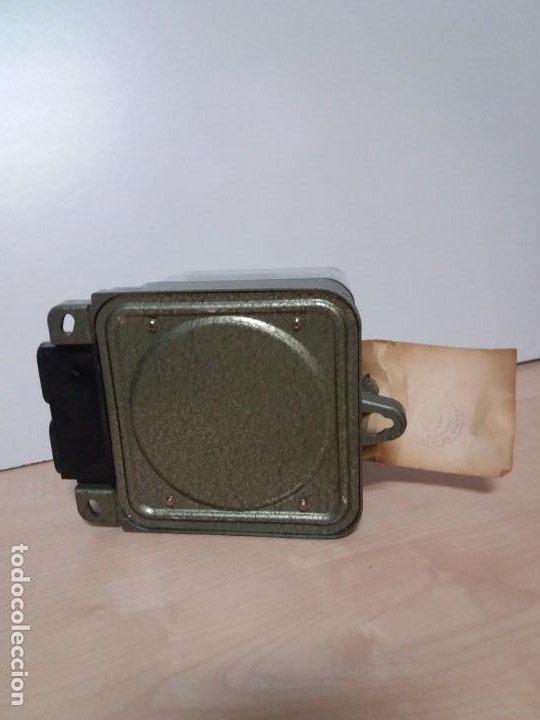 Antigüedades: ANTIGUO CONTADOR ELECTRICO AEG VINTAGE AÑOS 70 MUY DECORATIVO - Foto 8 - 192781273